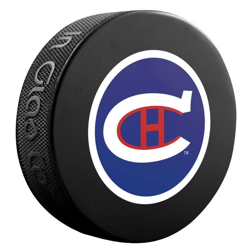 Montreal Canadiens NHL Collectible Souvenir Puck 1922-23