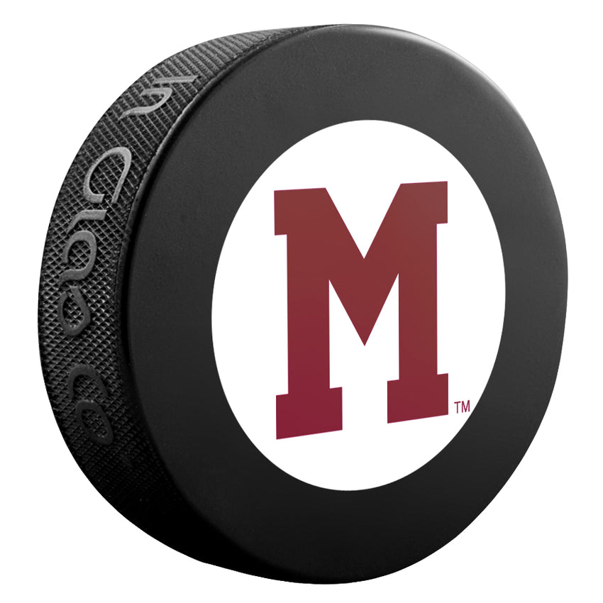 Montreal Maroons NHL Collectible Souvenir Puck 1925-27