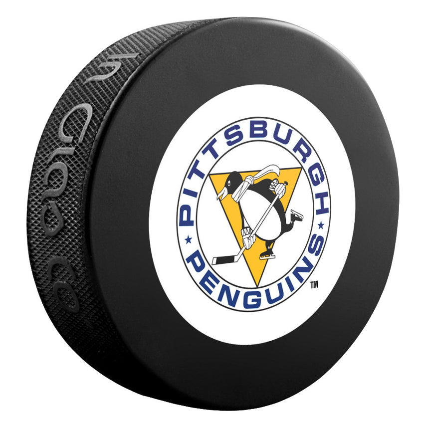 Pittsburgh Penguins 1967-68 Vintage Puck