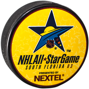 All-Star 2003 South Florida Puck