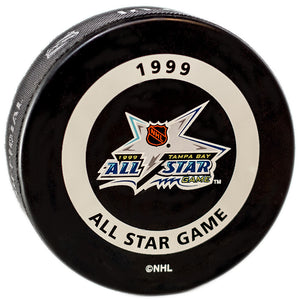 NHL All-Star Tampa Bay 1999 Puck