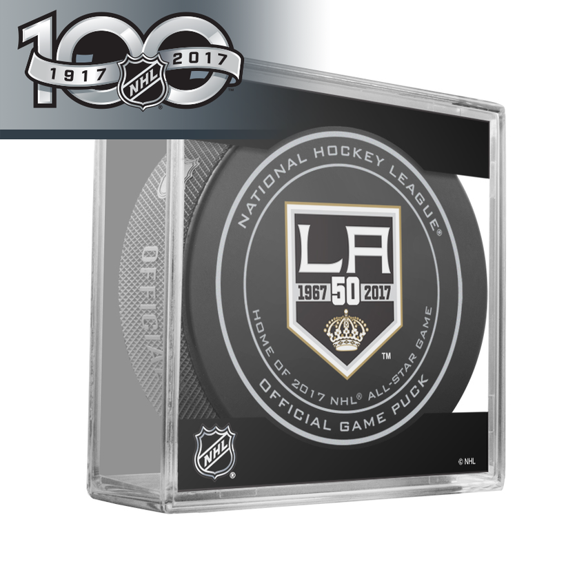 promo code 8b735 7e044 Los Angeles Kings 50th Anniversary and Official NHL ...