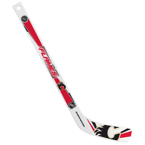 NHL Calgary Flames Player Plastic Stick