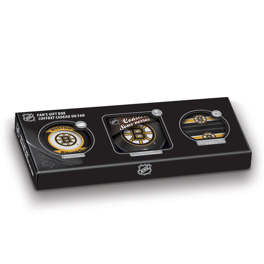 NHL Boston Bruins Fan's Gift Box