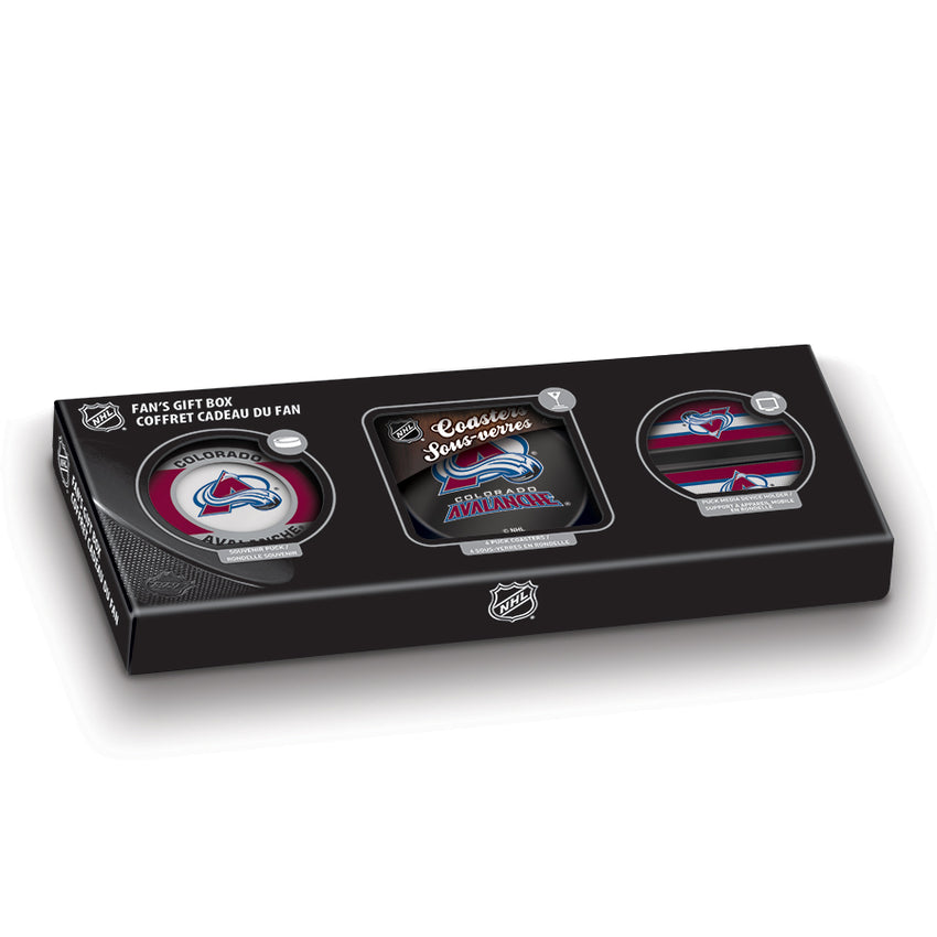 NHL Colorado Avalanche Fan's Gift Box