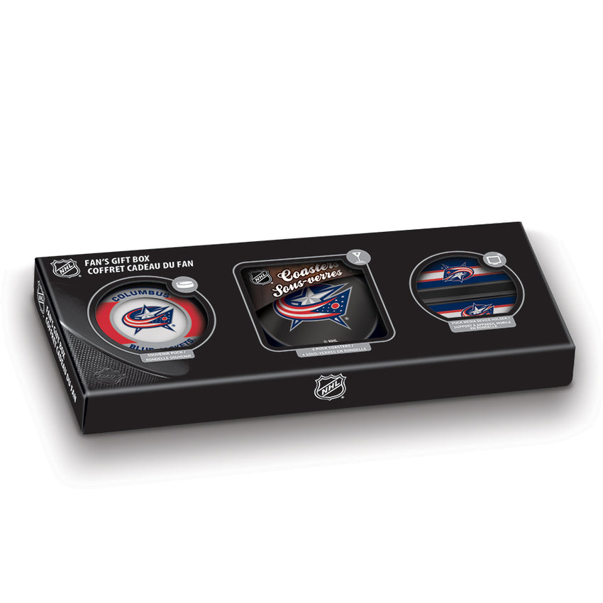NHL Columbus Blue Jackets Fan's Gift Box