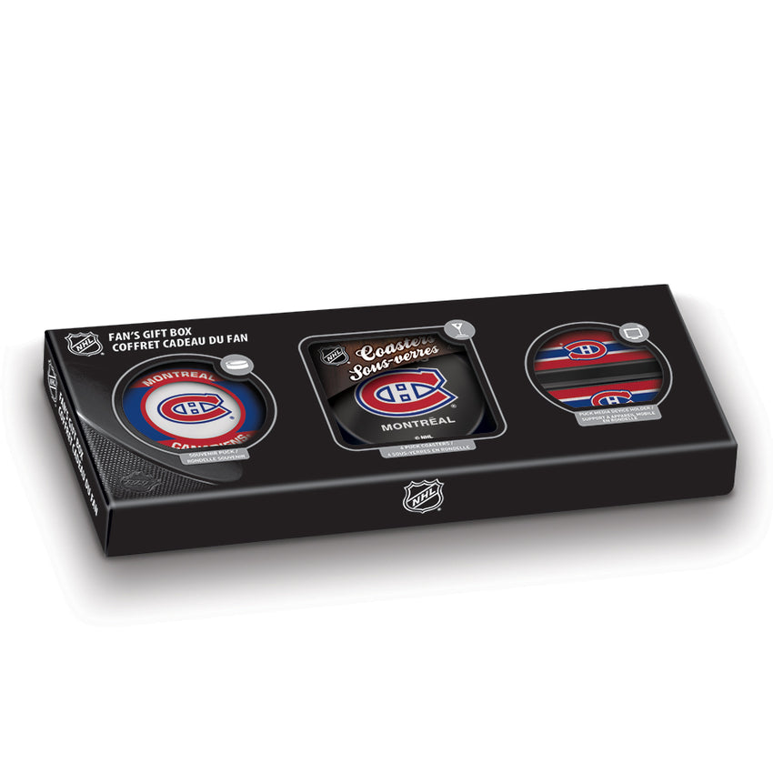 NHL Montreal Canadiens Fan's Gift Box