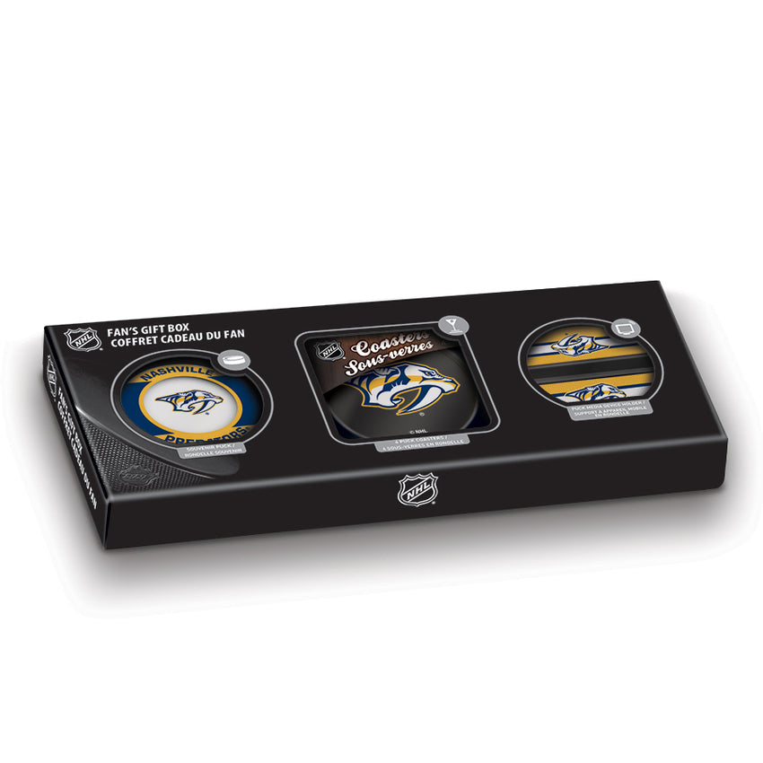 NHL Nashville Predators Fan's Gift Box
