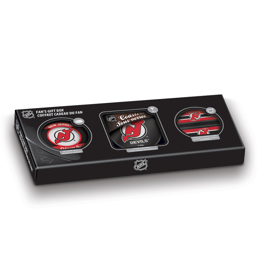 NHL New Jersey Devils Fan's Gift Box