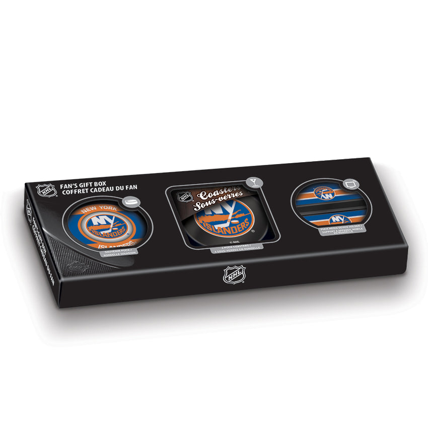 NHL New York Islanders Fan's Gift Box
