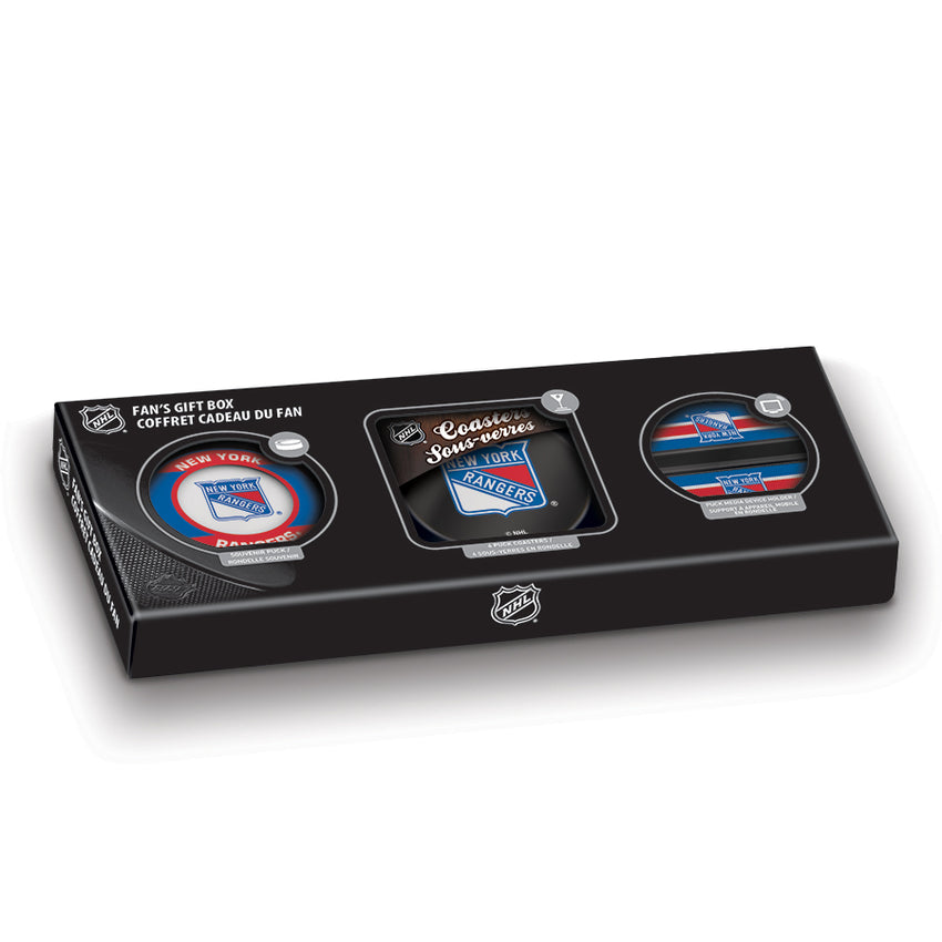 NHL New York Rangers Fan's Gift Box