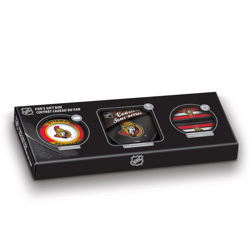 NHL Ottawa Senators Fan's Gift Box