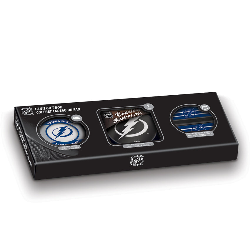 NHL Tampa Bay Lightning Fan's Gift Box