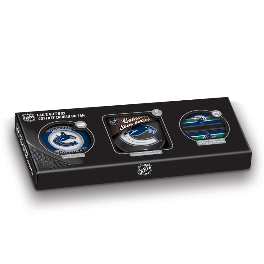 NHL Vancouver Canucks Fan's Gift Box