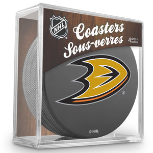 Official NHL Anaheim Ducks Coaster Cube