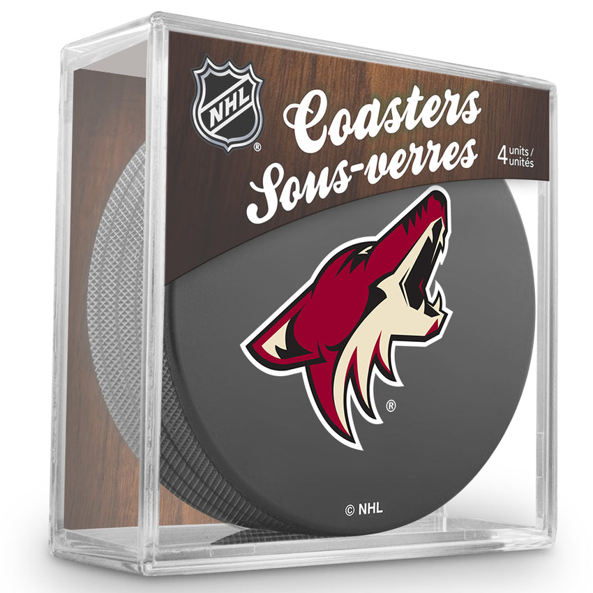 Official NHL Arizona Coyotes Coaster Cube