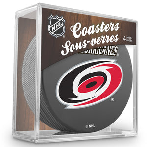 Official NHL Carolina Hurricanes Coaster Cube