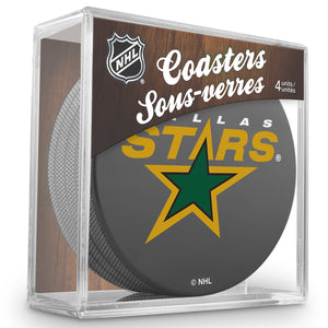 Official NHL Dallas Stars Coaster Cube