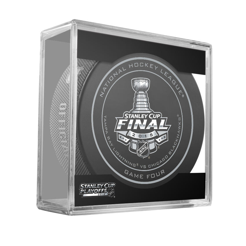 2015 Stanley Cup Final Bundle (Tampa Bay vs. Chicago)