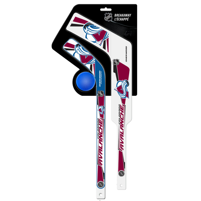 NHL Colorado Avalanche Breakaway Packaging
