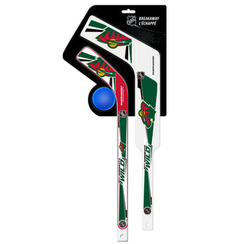 NHL Minnesota Wild Breakaway Packaging