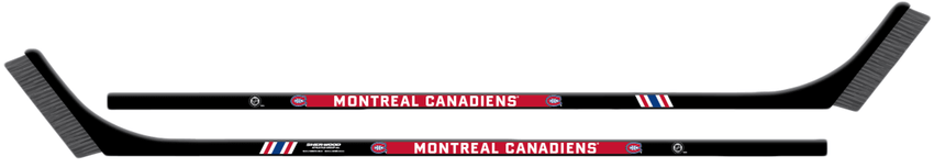 NHL Montreal Canadiens Broom Stick