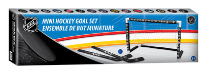 NHL Mini Hockey Goal Set Single (31 NHL Team Logos)