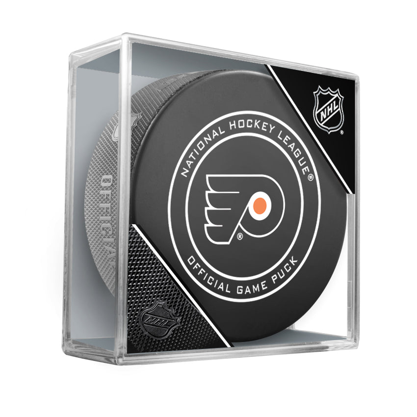 Philadelphia Flyers 2018 Official NHL Game Puck