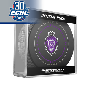 Reading Royals Official Puck ECHL 30th Anniversary