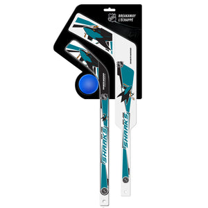 NHL San Jose Sharks Breakaway Packaging GEN II