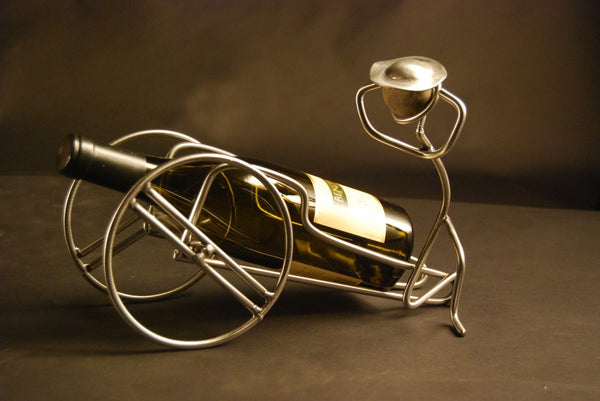 cannoneer for sparkling wine bottles