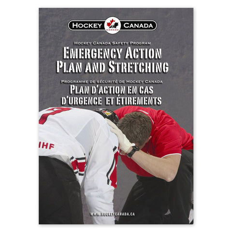 Emergency Action Plan and Stretching DVD (B) - teamcanada