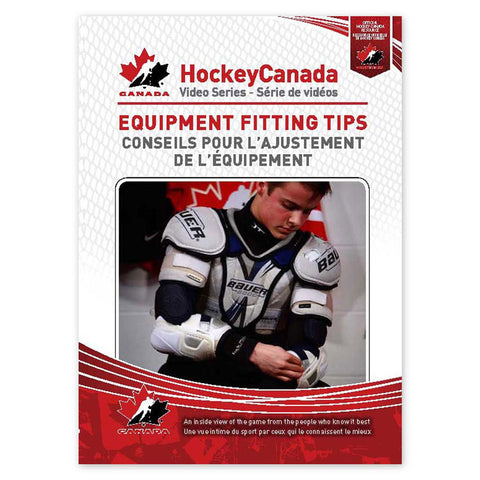 Equipment Fitting Tips DVD (B) - teamcanada