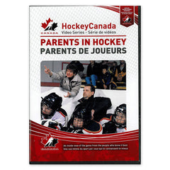 Parents in Hockey DVD (B) - teamcanada