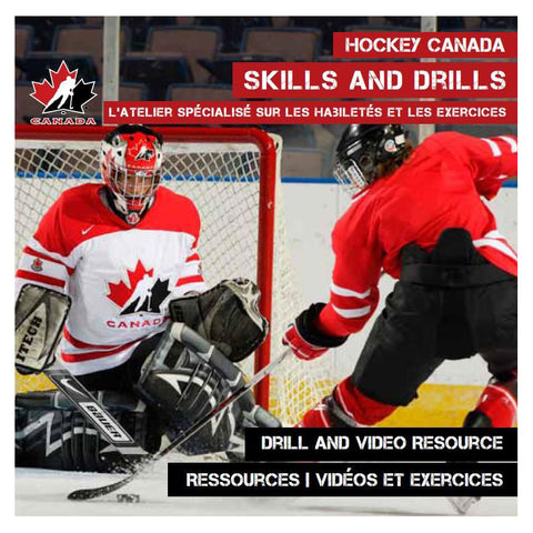 Skills and Drills DVD - teamcanada
