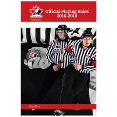 Hockey Canada Official Playing Rules 2016-2018 - teamcanada