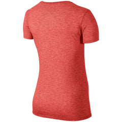 Team Canada Nike 100th Anniversary Women's Tri-Blend V Neck Tee - Red - teamcanada - 1