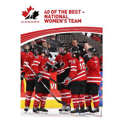 40 of the Best National Women's Team ©2010 - teamcanada
