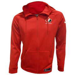Team Canada Nike Men's Full Zip Therma Hoody - teamcanada