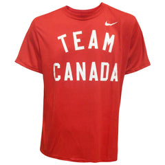 Team Canada Nike T-Shirt - teamcanada