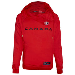 Team Canada Nike Women's Rally Funnel Fleece - teamcanada