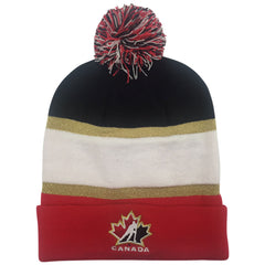 Team Canada Nike Red Pom Toque - teamcanada
