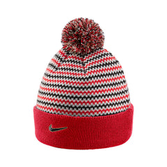 Team Canada Nike Red Beanie Pom