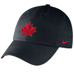 2018 Olympic Adjustable Rink Cap - Black