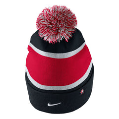 Team Canada Youth 2018 Olympic Black Beanie