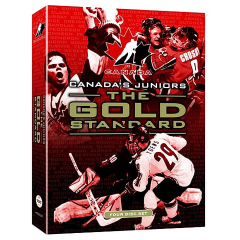 The Gold Standard - DVD Box Set - teamcanada