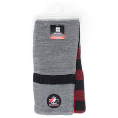 Team Canada Pocket  Scarf - teamcanada