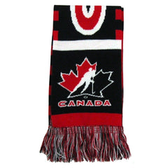 Team Canada Adult Fan Scarf - teamcanada