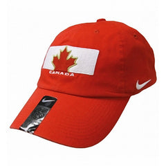 Team Canada Nike Olympic Women's Rink Cap 3.0 - Red - teamcanada