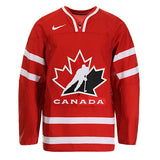 Team Canada Nike Twill Jersey - Red - teamcanada - 1